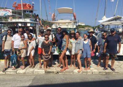 Paxos Cruise 13/8/2021