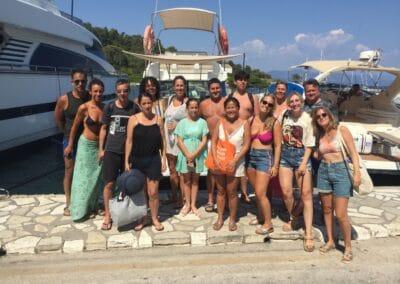 Paxos Cruise 14/8/2021