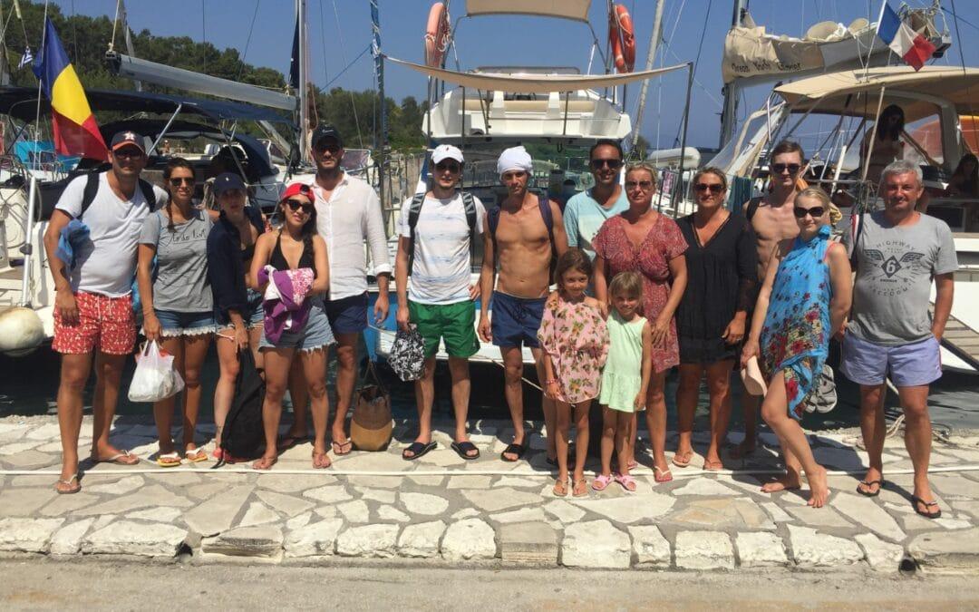 Paxos Cruise 18/8/2021