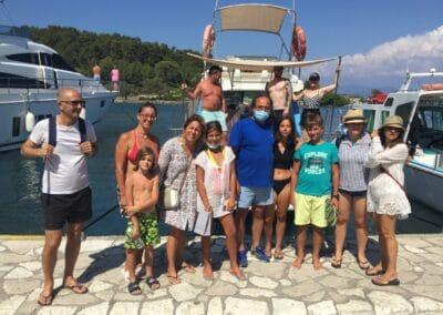 Paxos Cruise 20/8/2021