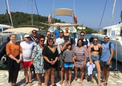 Paxos Cruise 23/8/2021