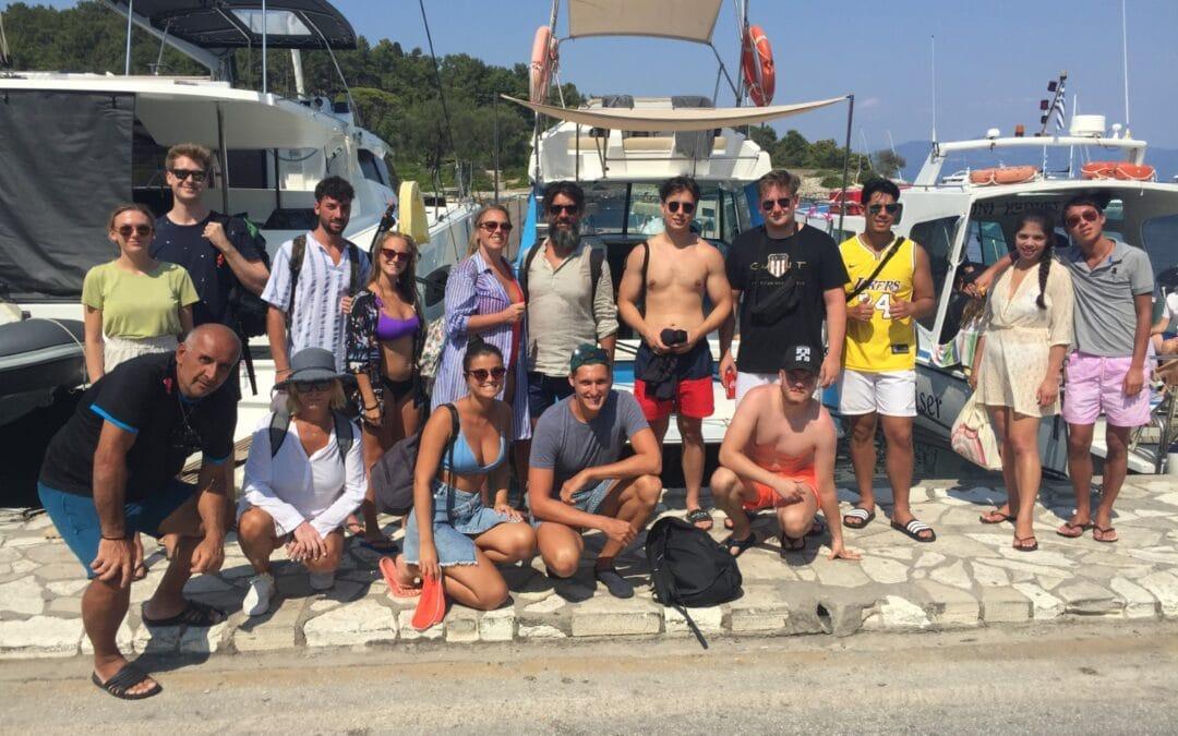 Paxos Cruise 24/8/2021