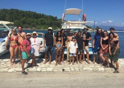 Paxos Cruise 28/8/2021