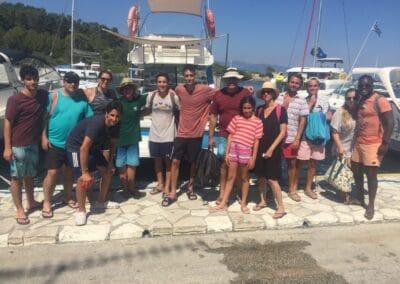 Paxos Cruise 8/8/2021