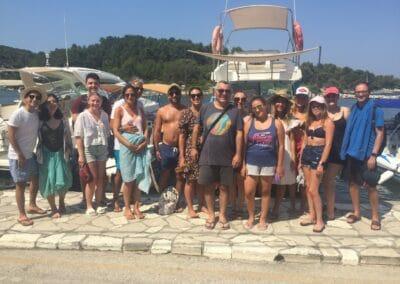 Paxos Cruise 17/8/2021