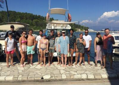 Paxos Cruise 15/9/2021