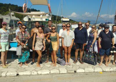 Paxos Cruise 21/9/2021