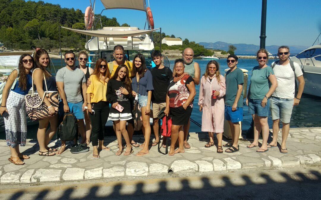 Paxos Cruise 25/9/2021