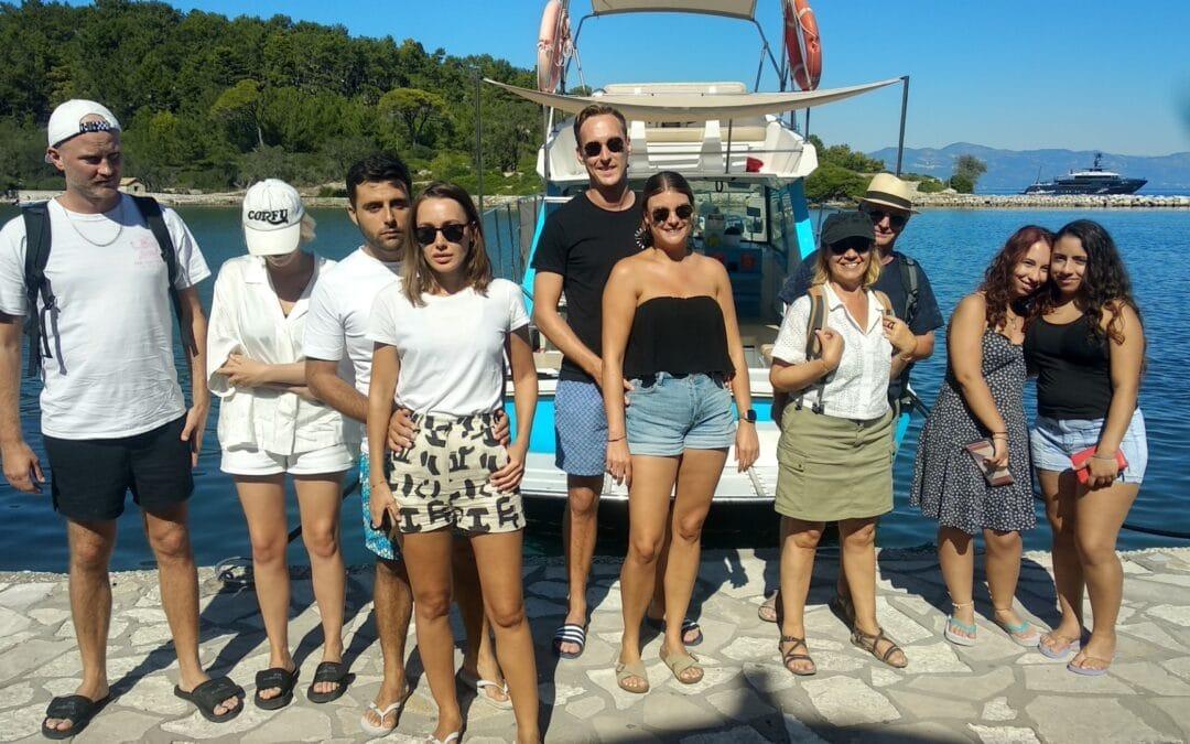 Paxos Cruise 26/9/2021