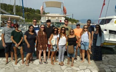 Paxos Cruise 28/9/2021