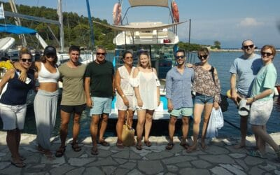 Paxos Cruise 29/9/2021